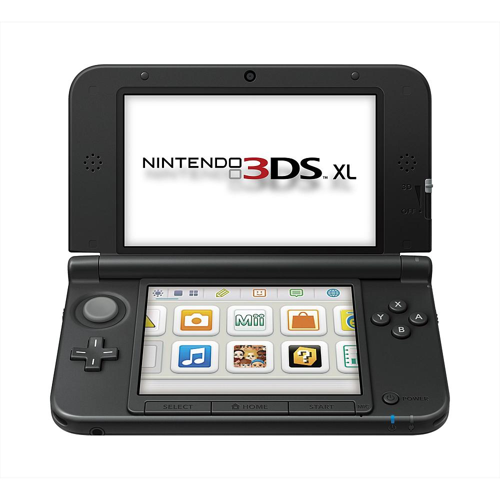 Nintendo 3DS XL – Blue/Black
