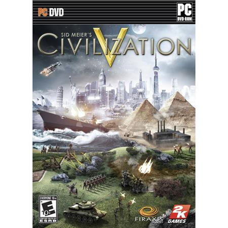 Civilization V Sid Meier (PC)