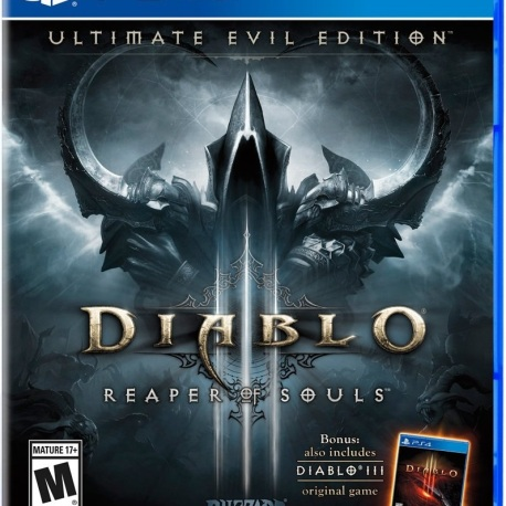 Diablo III Reaper of Souls Ultimate Evil Edition (PlayStation 4)