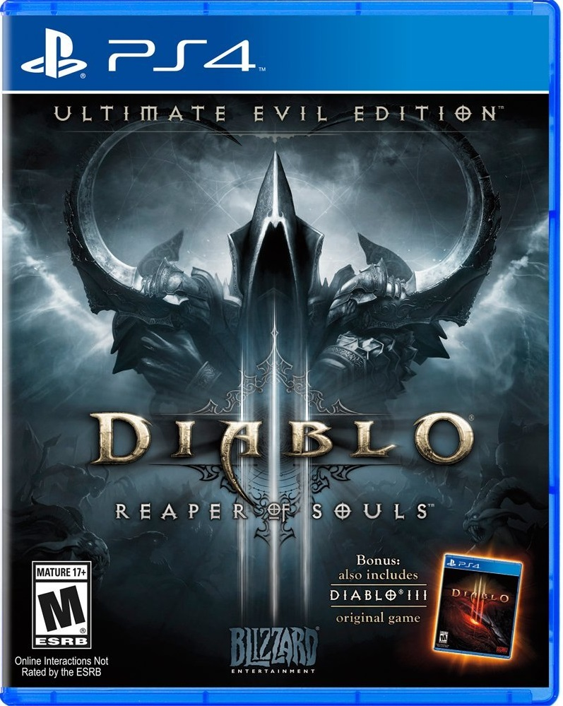 Diablo III: Reaper of Souls Ultimate Evil Edition (PlayStation 4)