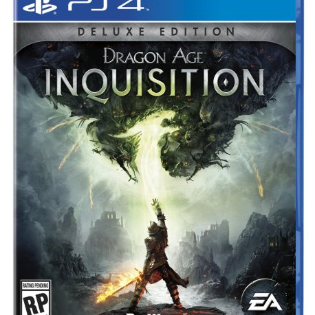 Dragon Age Inquisition Deluxe Edition (PlayStation 4)
