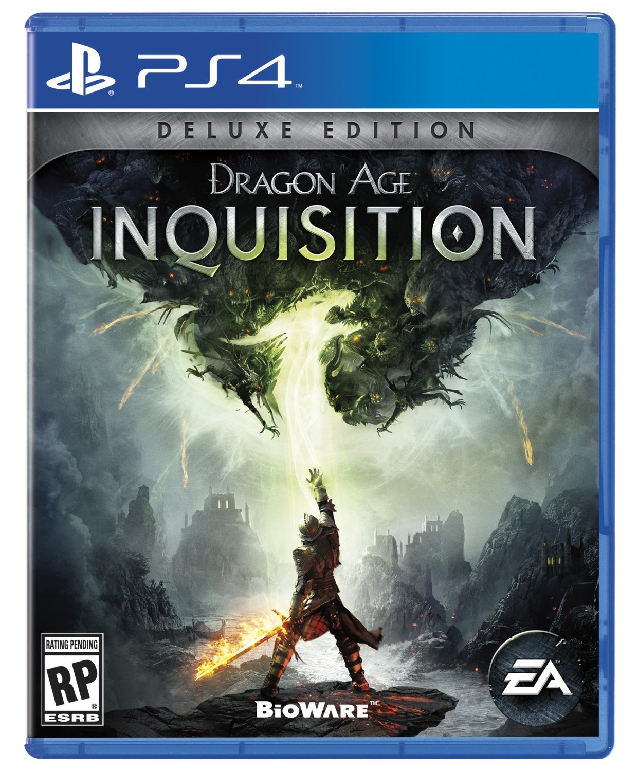Dragon Age: Inquisition Deluxe Edition (PlayStation 4)