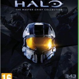 Halo The Master Chief Collection Xbox One