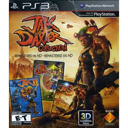 Jak & Daxter HD Collection (PS3)
