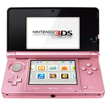 Nintendo 3DS Pearl