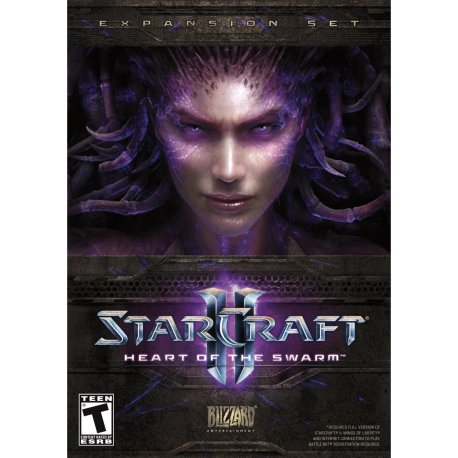 StarCraft II Heart of the Swarm Expansion Pack