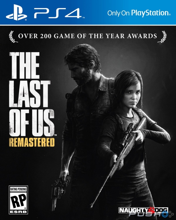 The Last of Us Remastered (PlayStation 4)