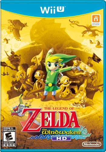 The Legend of Zelda The Wind Waker HD