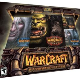 Warcraft III Battle Chest PC/Mac