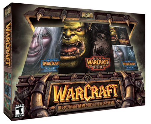 Warcraft III Battle Chest PCMac