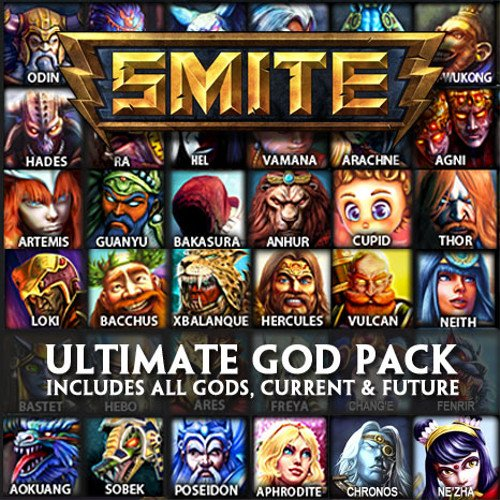 SMITE Ultimate God Pack (PC)