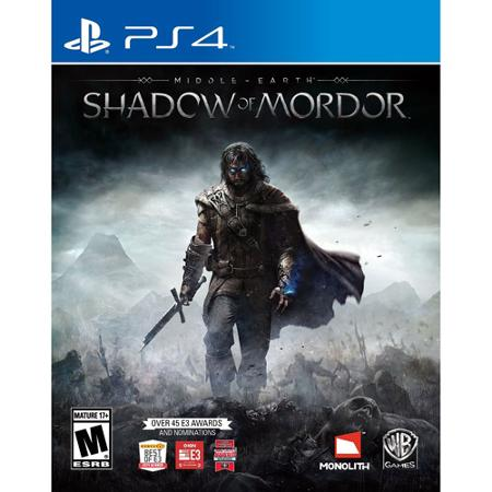 Middle Earth: Shadow of Mordor (PS4)