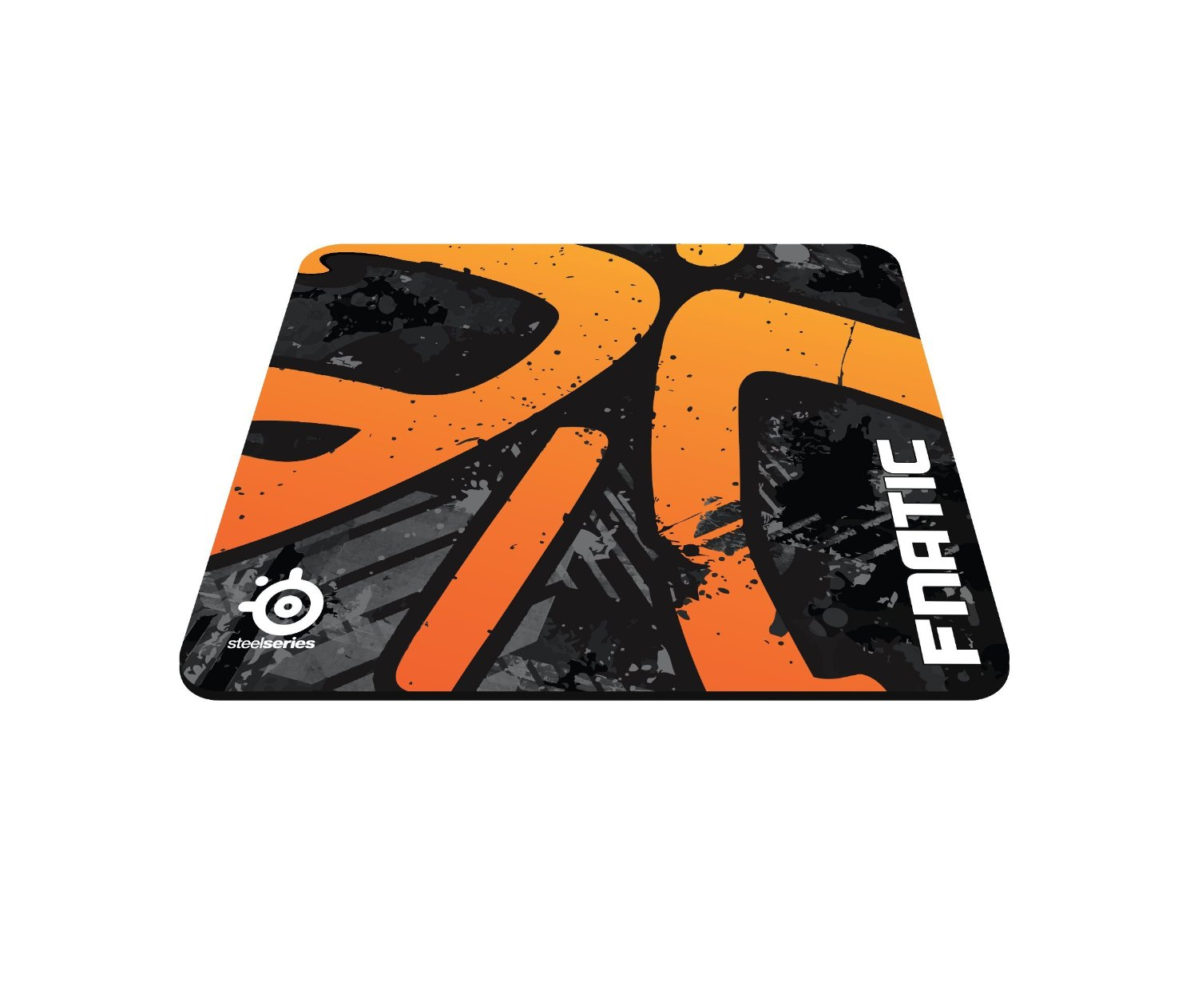 SteelSeries SteelSeries QcK Gaming Mouse Pad Fnatic Asphalt Edition