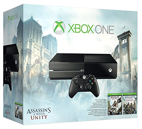 Assassin's Creed Unity Bundle for Xbox One